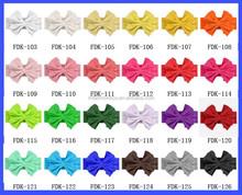Multicolor Baby big bow headband elastic baby fashion headband Hair Accessories for girls