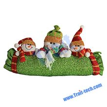 42CM*21CM Silk Cloth Christmas Gift Articles For Kids , Articles For Party