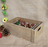 Shangdu handmade cheap recycled wooden mdf food tray wholesale