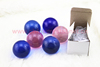 solid colored crystal balls, colour crystal ball