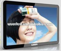 Ipad design lcd advertising player,digital signage
