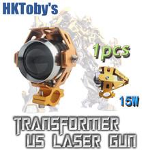New design 3000 lumens 12volt led spot light LED U5 motorcycle headlight