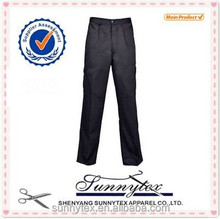 Sunnytex Hot selling OEM service mens colored cotton pants
