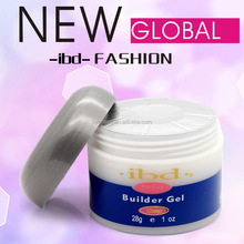 Manufacturer wholesale 56g ibd hard builder gel nail training ibd hard builder gel for usa