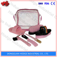 2015 hot selling functional horse cleaning kit set