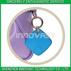 New products 2015 innovative product bluetooth low energy anti lost alarm