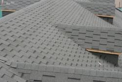 High quality gothic fiberglass asphalt roofing shingles/asphalt roofing shingles manufacturer