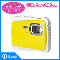 Christmas gift Waterproof video camera,high definition children Gift Camera