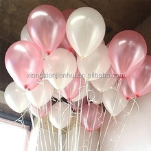 round shaped latex balloon,Assorted transparent,for balloon arch,Party, decoration