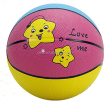 2015 best sale factory supplier cheap durable rubber basketball