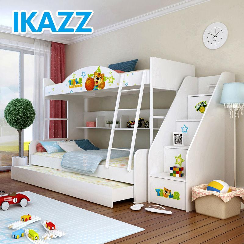 muebles para niños adolescente cama