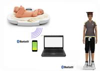 Bluetooth Digital Personal Scale LOCUS-701/702 SECA