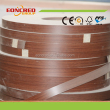 Best Quality Eoncred Wengue Color PVC Strip to Peru