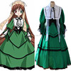 Rozen Maiden Suiseiseki costumes cosplay dress lolita