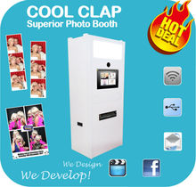 2014 Digital Party Event Wedding Instant Photo Printing Vending Machine