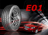 BESTRICH brand automobile tire E01 hot new products for 2015 165/70R14