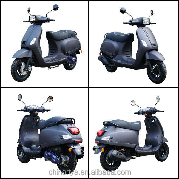 50cc scooter for adults vespa style gas scooter with eec europe view pedal scooters for adults. Black Bedroom Furniture Sets. Home Design Ideas