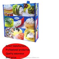 recyclable non woven laminated reusable bag