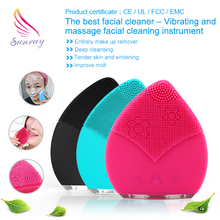2016 top seller gift mini super cool wash machine face cleansing