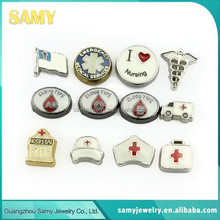 Factory direct sales low price fashion medical alert charms wholesale