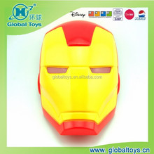 HQ8164 iron man with EN71 standard for lighting