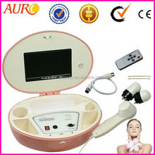 Boxy Skin and Hair Analyzer for salon and personal care beauty machine AU-958