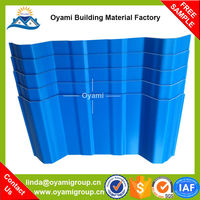 New type new Style corrugated roofing tile
