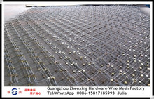 Alibaba supplier directly selling active slope protective wire mesh for rockfall fence ZX-BPW05