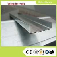 custom c channel cold rolled steel for light steel villa