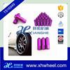 Purple Racing Wheel Nuts Forged Aluminum Lock Lug Nuts