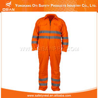 Men's Durable High Visibility ultima coverall workwear