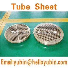 C36500 Copper Tube Sheet Alloy Steel Tube Sheet for Heat Exchanger