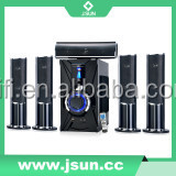 guangzhou selling cheap tube usb active speaker with bluetooth