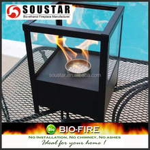 intelligent ethanol stove fireplace with bio fire