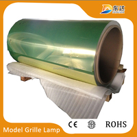 Reflective mirror aluminum material for light fitting
