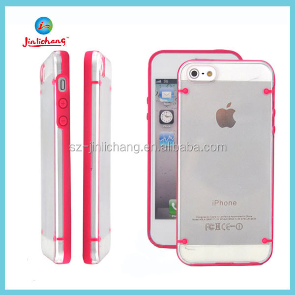 High Quality free sample nontoxic tpu case for galaxy s5 made in china