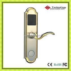 Promotional hotel door lock keyless,hotel door lock key ET300RF