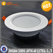 natural white surface mounted led downlight 7w 12w 18w high power indoor led lighting