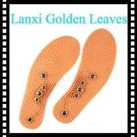 pvc massage magnetic insoles for shoes wedding shoe