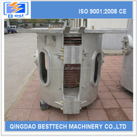 2014 new design melting steel billet electric furnace