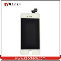 Replacement LCD Display with Touch Digitizer Screen Assembly for iPhone 5 Black / White