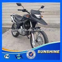 Low Cut Distinctive 250cc dirt bike eec
