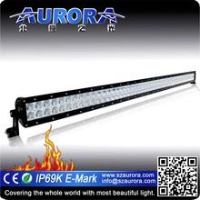 "50"" double row led light off road led lights 12v"
