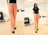 2013 KOREAN NEW STYLE CHFFION WOMENS WIDE LEG PANTS