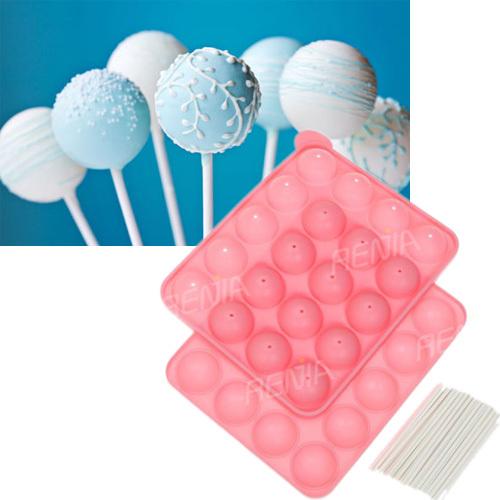 siliconen molds taarten