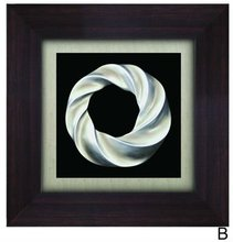 Wall hanging home decoration shadow box frame home decor modern design