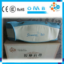 Massage Belt 2015 new products therapeutic stomach slimming & warmer belt suitable for male, female and old