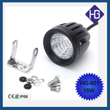 2015 newest Crees 15W 3 inch LED driving fog light spot led motorcycle headlight