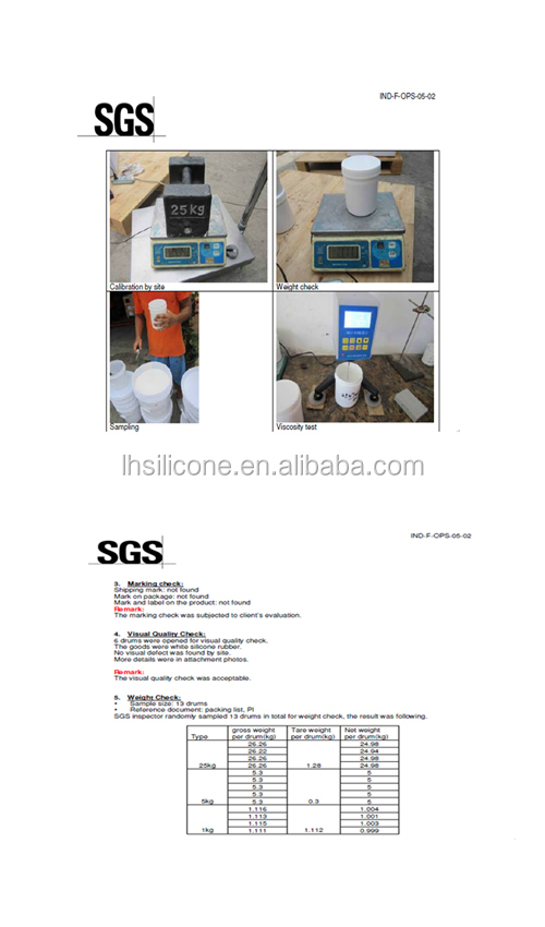silastic Silicone rubber for Pour Soap mold