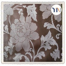 3pass jacquard luxury drapes blackout fabric for curtains